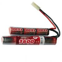 1600 mAh 8.4v Vapex Crane Stock Airsoft battery